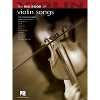 Big Book of Violin Songs