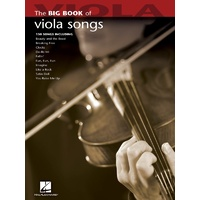 Big Book of Viola Songs