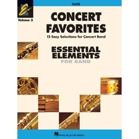 Concert Favorites Vol. 2 - Flute