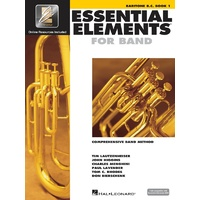 Essential Elements for Band Book 1 Baritone BC (Euphonium)