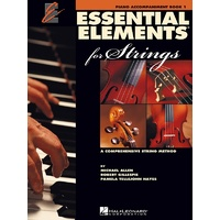 Essential Elements 2000 for Strings - Book 1