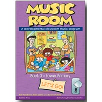 Music Room Pack 3 - Lower Primary Level