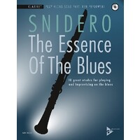 The Essence Of The Blues - Clarinet