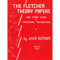 Fletcher Theory Papers Book 1 (Red Book)