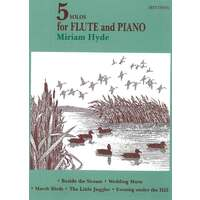 5 Solos for Flute & Piano