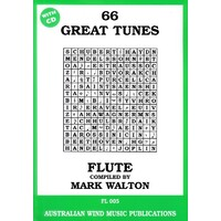 66 Great Tunes - Flute