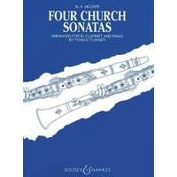 Four Church Sonatas K.67, K.68, K.244, K.336