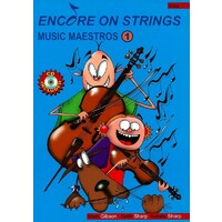 Encore On Strings - Music Maestros 1 Viola