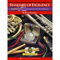 Standard of Excellence Book 1 Electric Bass