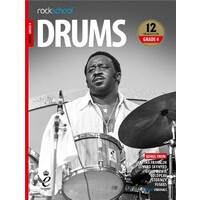 Rockschool Drums Grade 4 2018-2024