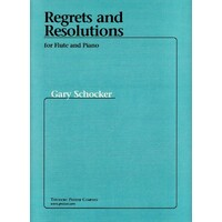 Regrets and Resolutions