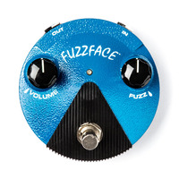 Dunlop FFM1 Silicon Fuzz Face® Mini Distortion Pedal