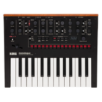 Korg Monologue Black
