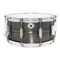 "Ludwig LC665 Copper Phonic Pewter 6.5x14"" LIMITED EDITION w/Imperial Lugs"