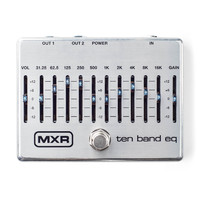 MXR M108S Ten Band EQ