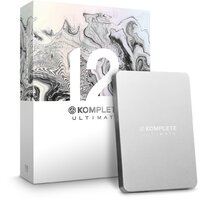 NI Komplete 12 Ultimate Collector's Edition Upgrade from Ultimate KU8-KU12