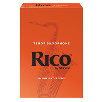 Rico Tenor Saxophone Reeds - 10 Pack