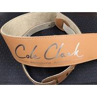 Cole Clark Leather Strap - Tan
