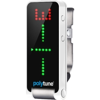 TC Electronic Polytune 2 Clip on Tuner