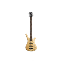 Warwick Teambuilt Corvette Ash 5-String Active Natural