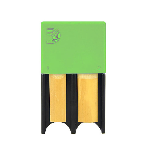 D'Addario Reed Guard Small - Green
